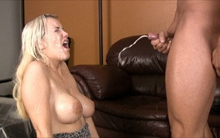 mandy taylor facial cum shot city