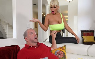 Bridgette B Banging her Husband's Boss