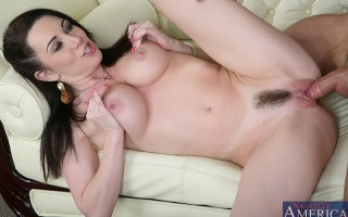 RayVeness has hot sex with big cock and younger stud.