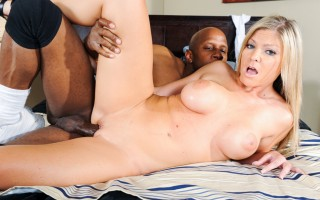 Brianna Brooks getting a boobs massage that ends very well!