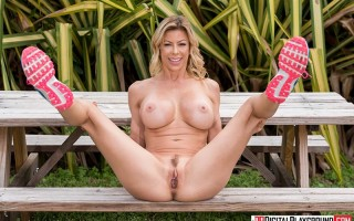 Alexis Fawx is the Tightest MILF on the Block