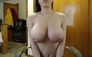 Teen Glasses CAM with big boobs