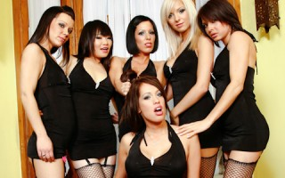 Erika Heaven,Jenny G,Juicy Pearl,Kelly Summer,Kream,Yumi Yu