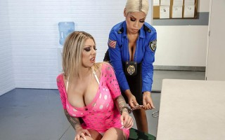 Bridgette B & Karma Rx in Good Cop, Bad Girl