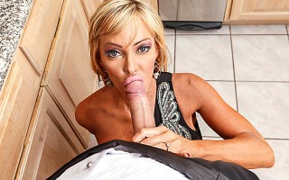 Houston is stuck sitting through yet another one of her husband's boring parties. She and the other wives decide to pass the time by having the SEX GAMES, and Houston has her eye set on Keiran. Nothing quite like boning the boss's wife!