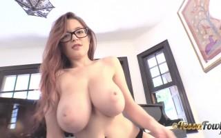 Sizzling Hot Tessa Fowler Big Titties Looks So Yummy