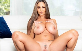Hot mom Ava Addams fucks son's friend