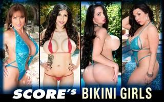 SCORE\'s Bikini Girls
