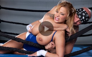 Shyla MMA Trains and Fucks With a Facial - Part 2