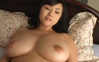 Busty asian with perfect natural big tits