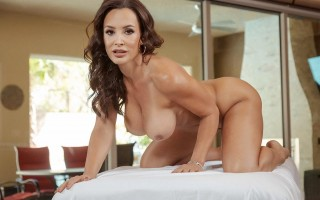 Busty MILF Lisa Ann Wants It Harder!