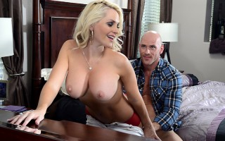 All the ladies in the neighborhood are raving about this new manny Johnny Sins. Busty MILF Alena Croft heard one of her girlfriends say she got the best rest of her life after hiring Johnny, so she called him up to get a piece of the action too. Her husba