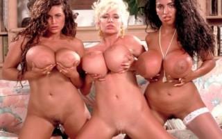 Angelique, SaRenna Lee, Tawny Peaks